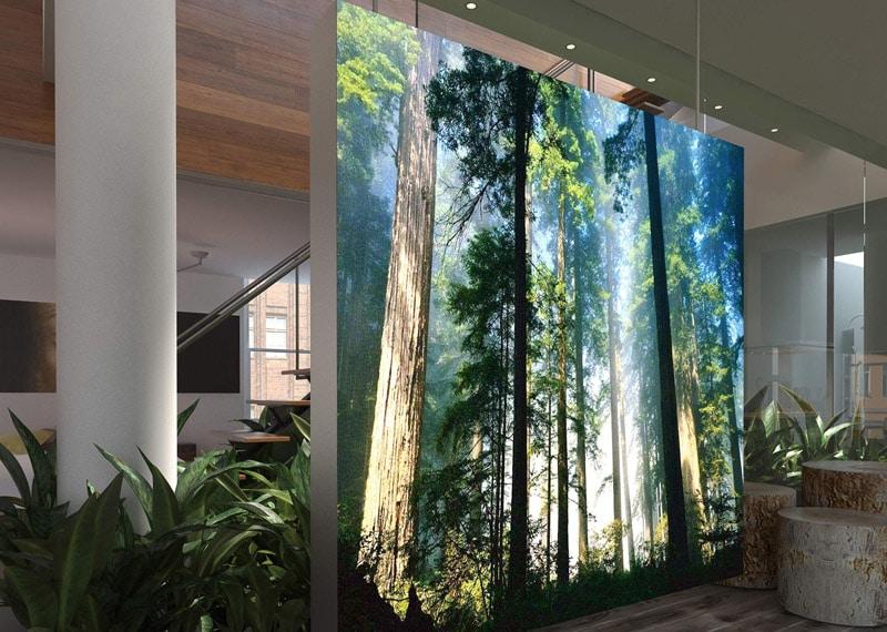 Led Fabric Lightboxes Scan Retail Modular Retail