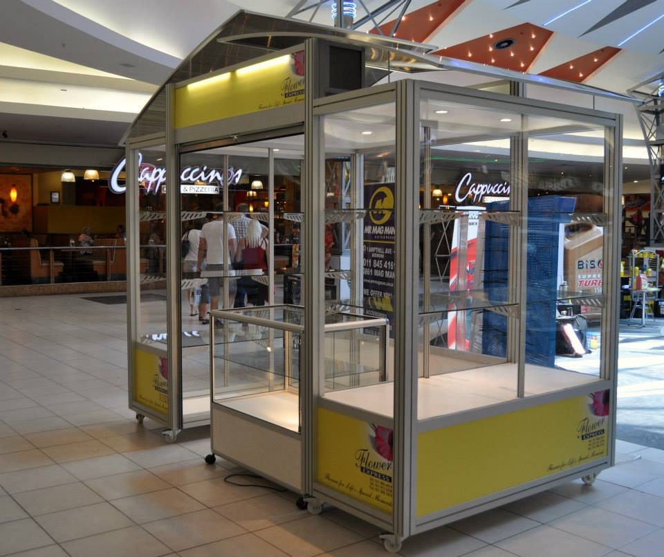 Pod Exhibition Stand Design : Retail kiosk mall manufacturers designers