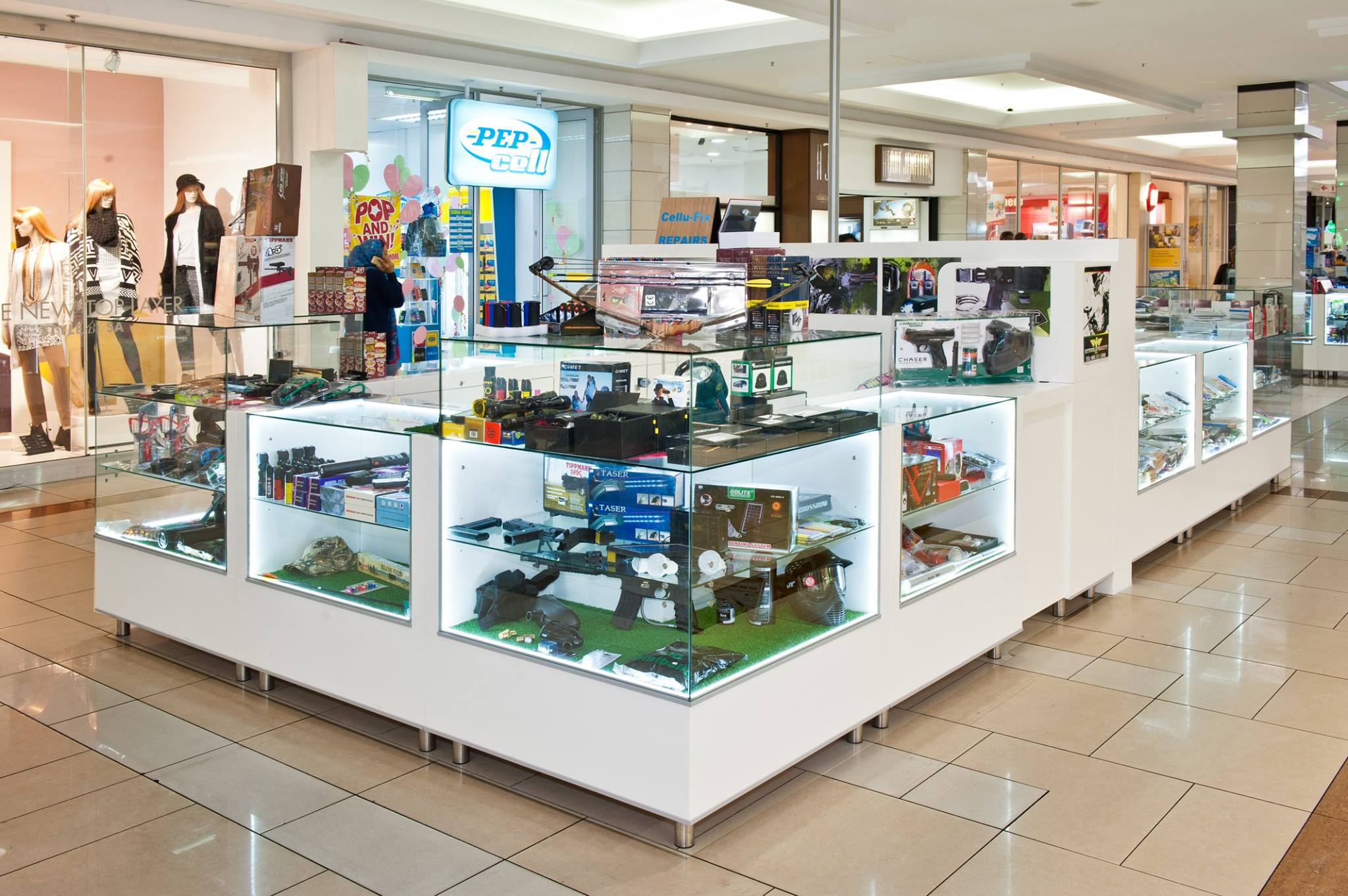 Exhibition Stand Manufacturers South Africa : Retail kiosk mall manufacturers designers