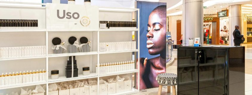 bespoke-retail-displays-for african-dermal-science-by-scanretail Science