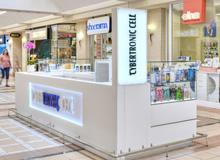 Retail Displays, Mall Kiosks & Display Cabinets | Scan Retail