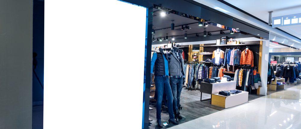 Retail Shop Display